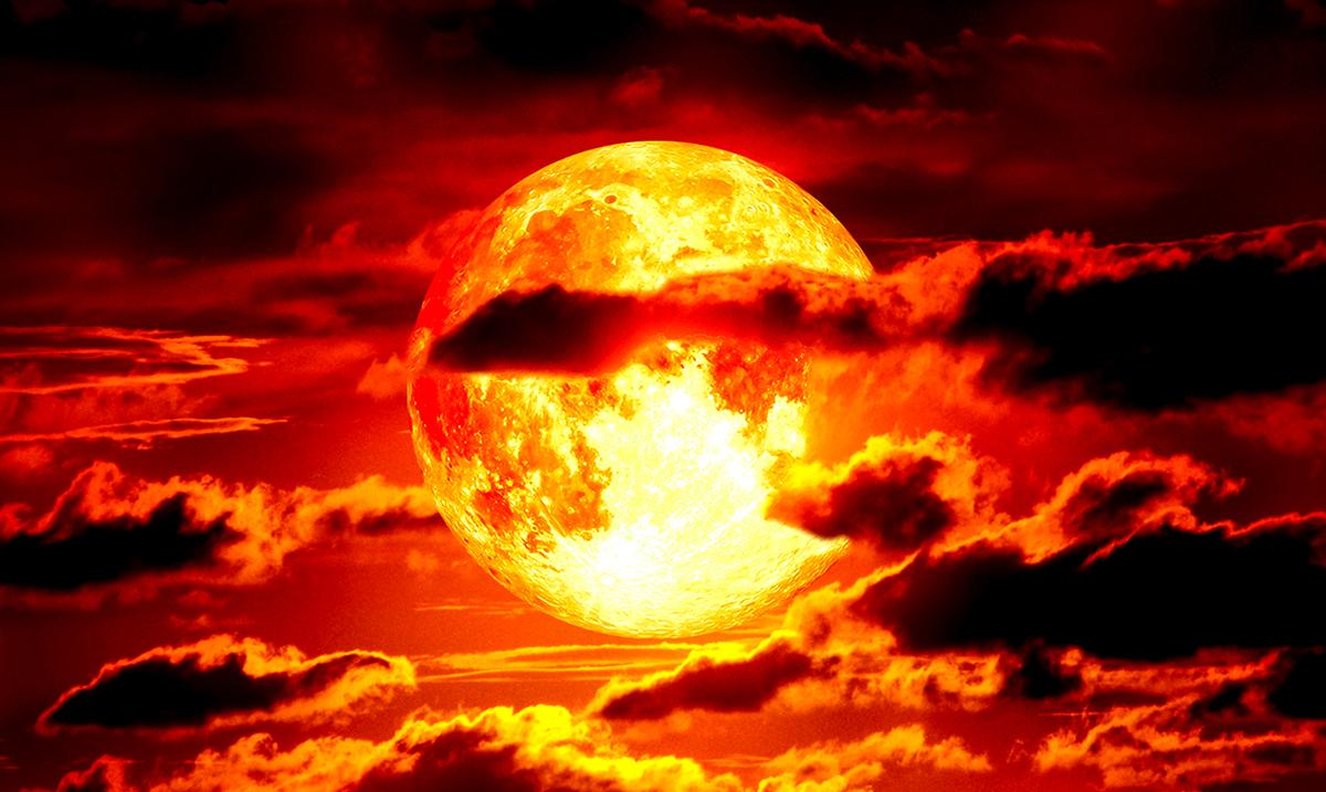September Full Harvest Moon In Pisces – Intense Energies Will Bring Massive Change