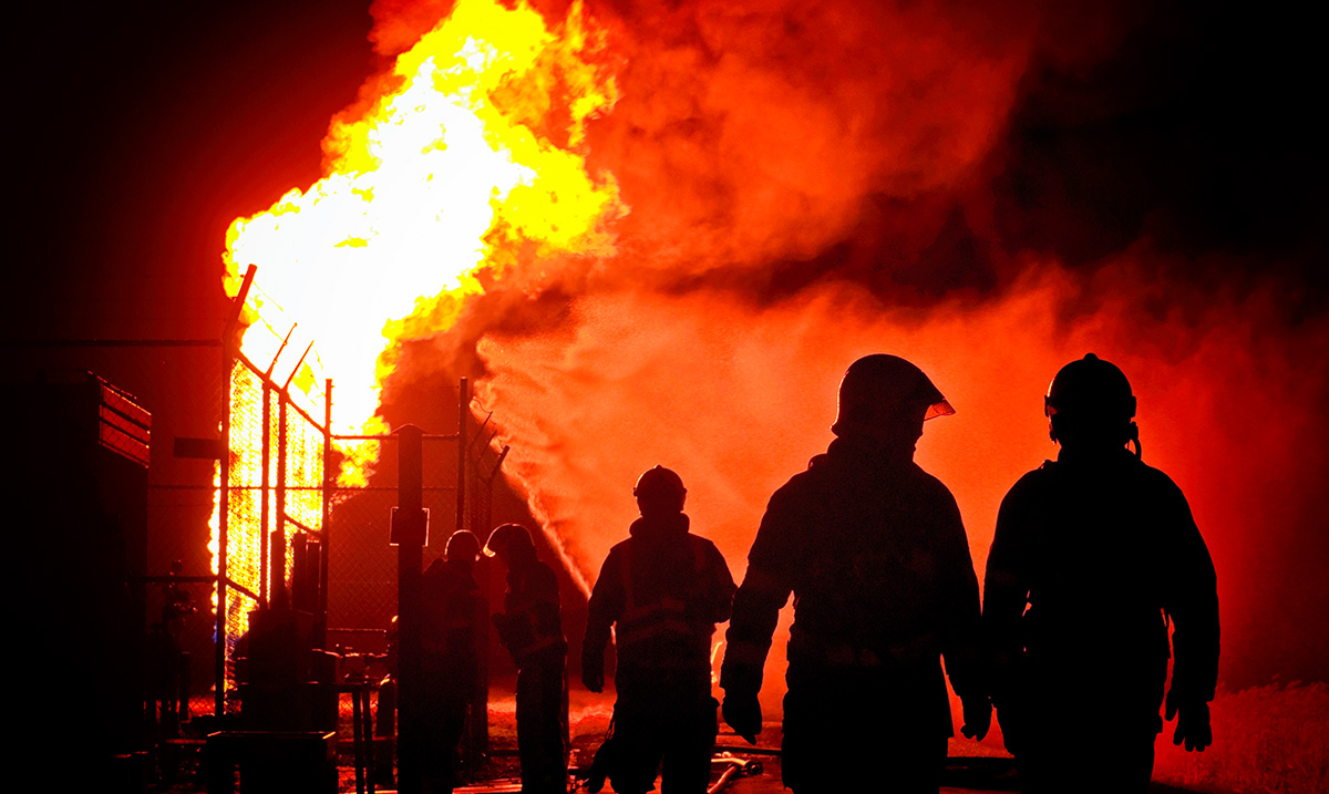 Two Louisiana Fracked Wells Blew Up And Likely to Burn For The Next Month