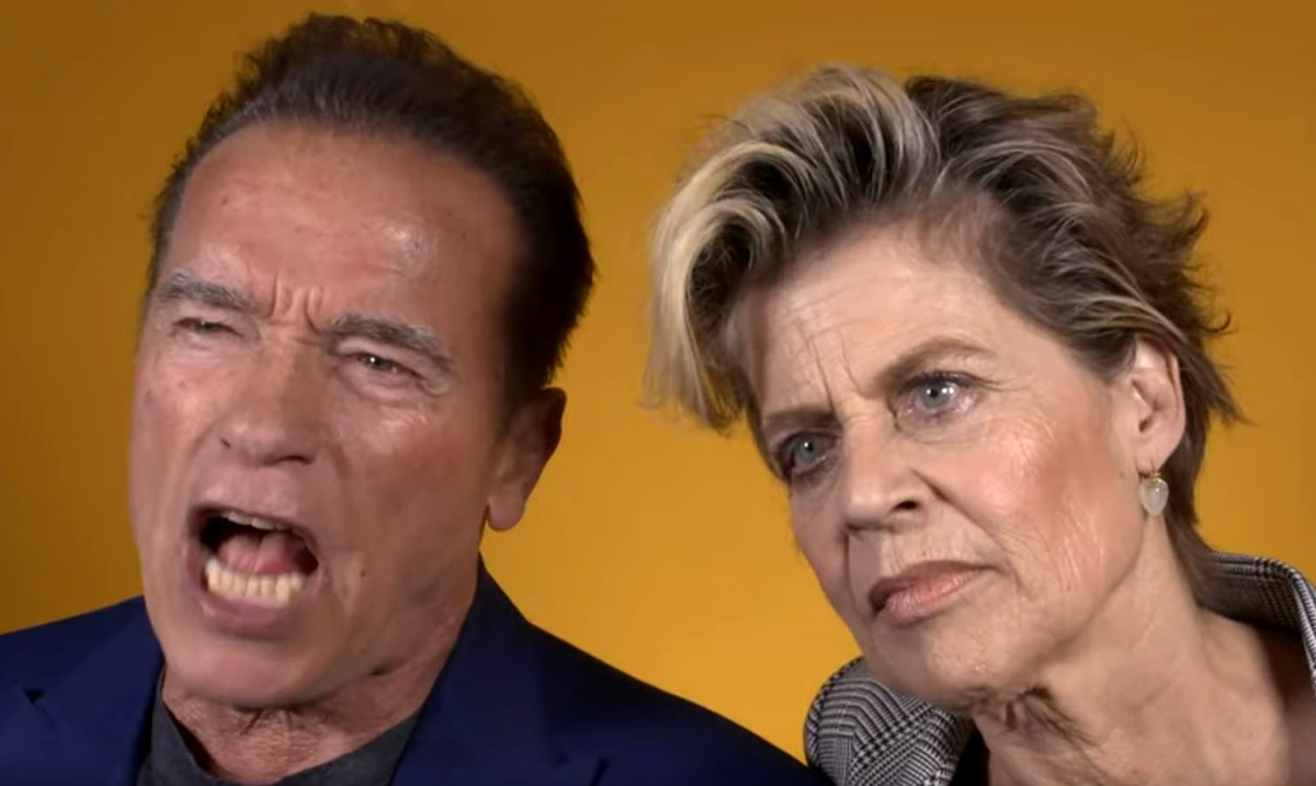 Arnold Schwarzenegger Terminates All Of Your Awful Gym Excuses
