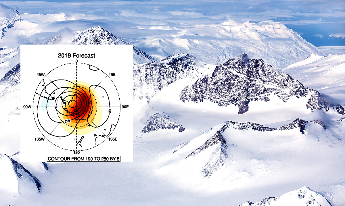 Temperatures Above Antarctica Are Rising At A Surprising Rate