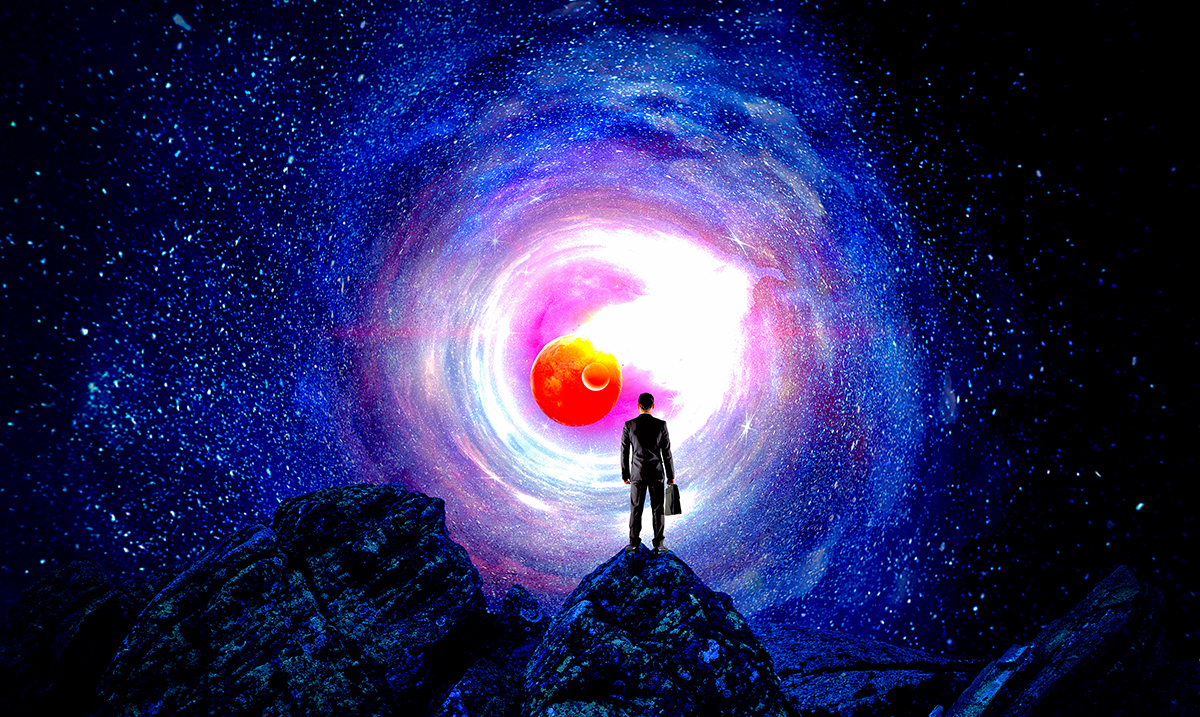Discover The Universe's Divine Path To Your Destiny
