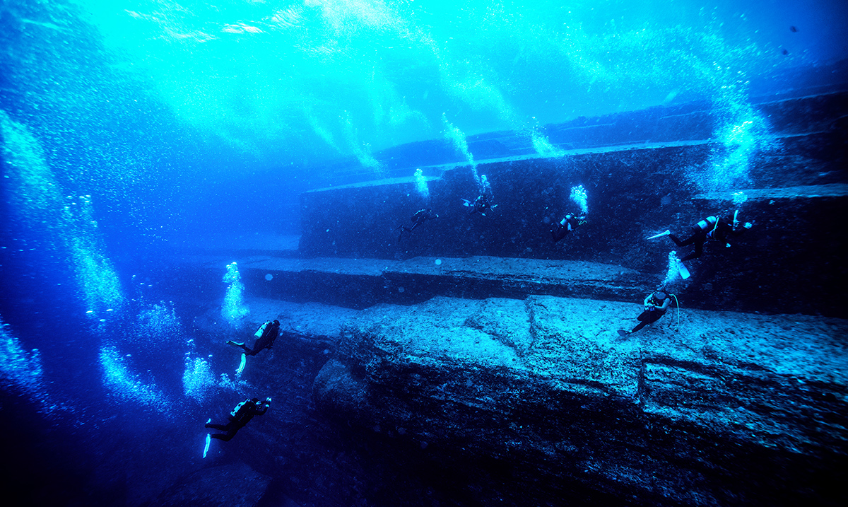 Underwater Pyramid Found Near Portugal In 2013, Many Believe Could Be Linked To Atlantis
