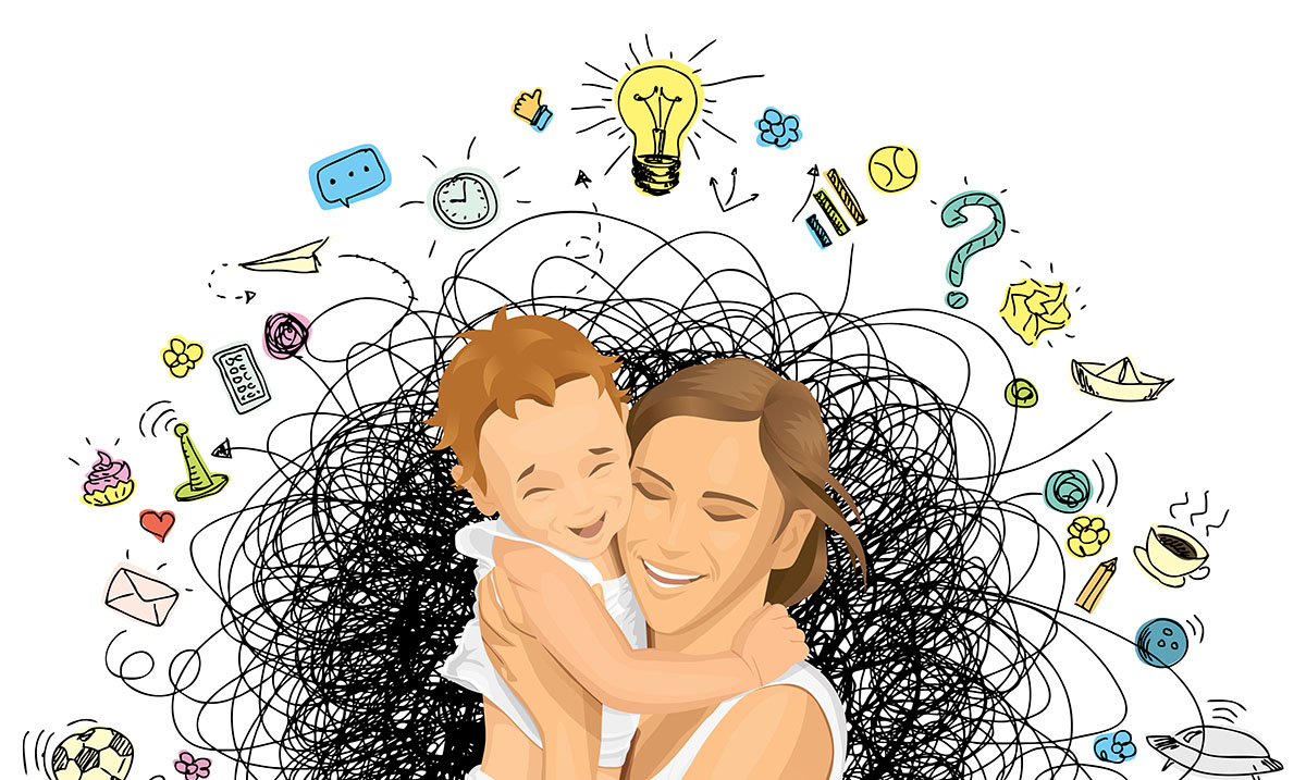 Study Shows That The More You Hug Your Kids The More Developed Their Brains Will Become