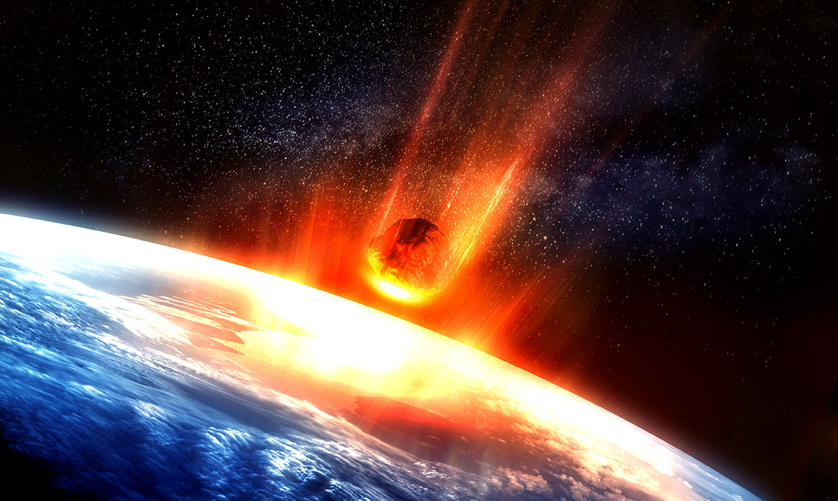 Asteroid Could Collide With Earth 'Non-Zero… Probability'