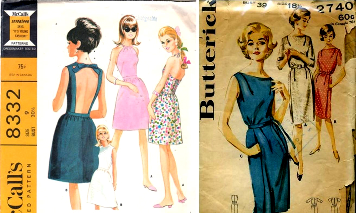 Wiki Has Released Over 83,000 Free Vintage Sewing Patterns For Download