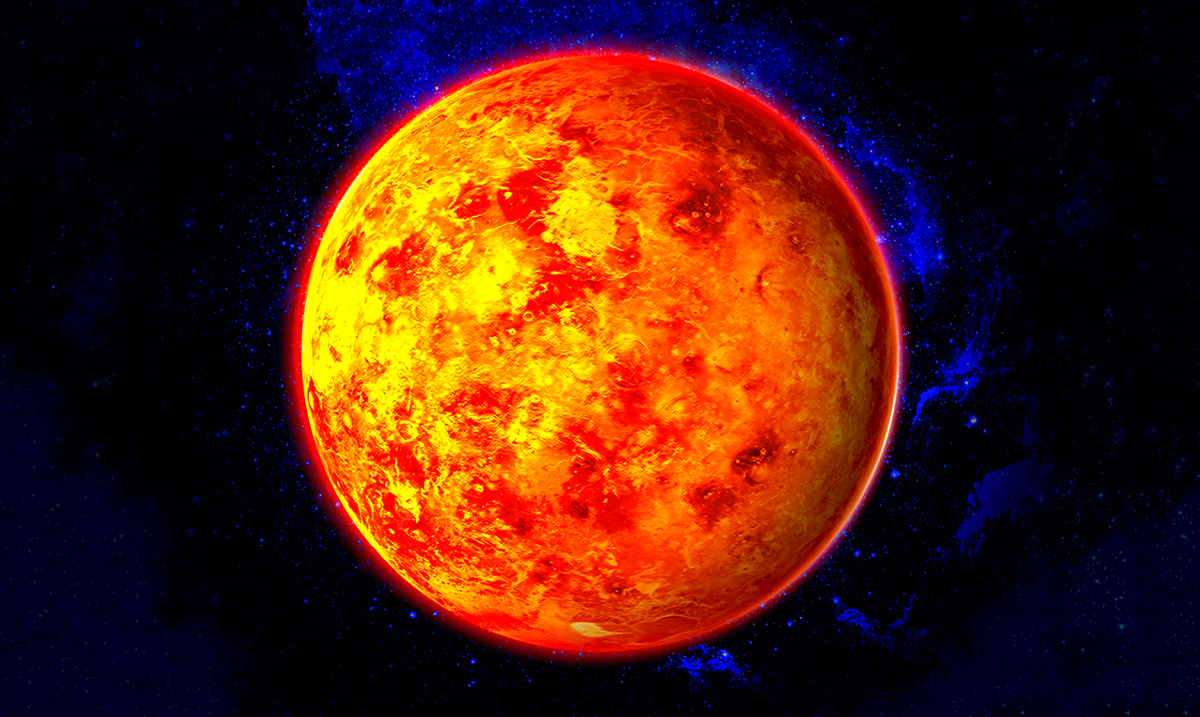 Intense Energies As Venus Moves 'Out Of Bounds'