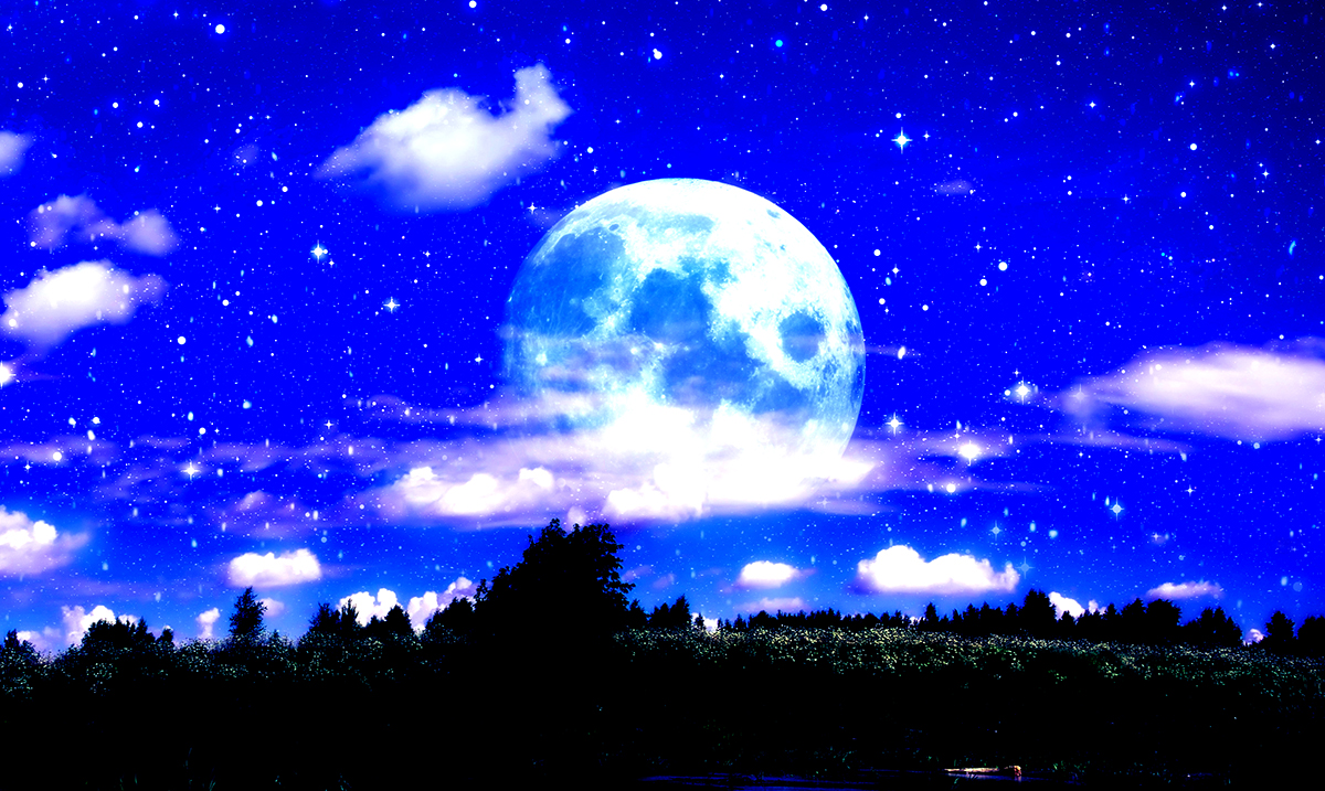 Intense Full Moon In Taurus Will Help Turn All Your Dreams Into Reality