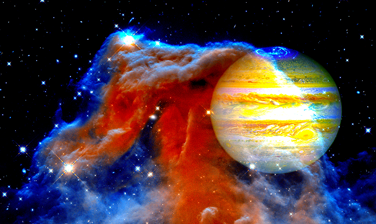 Jupiter Is Aligning With The Galactic Center And Energies Are Growing