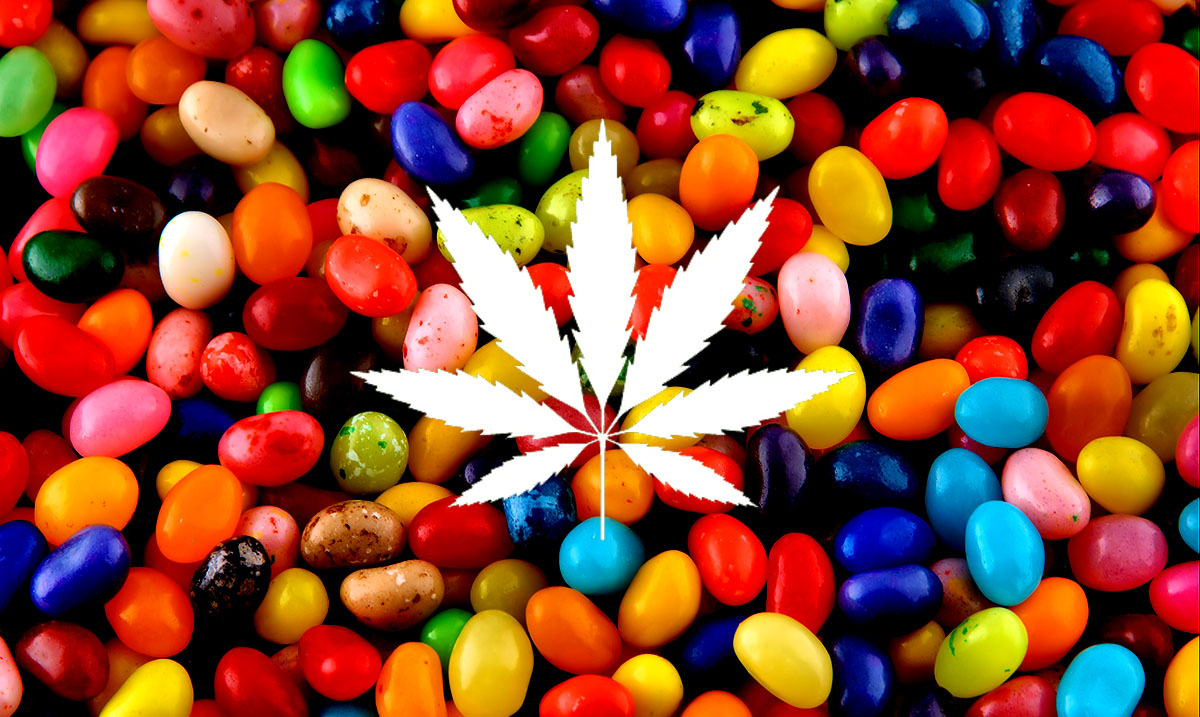Jelly Bean Founder Debuts 38 New Flavors Of CBD-Infused Jelly Beans