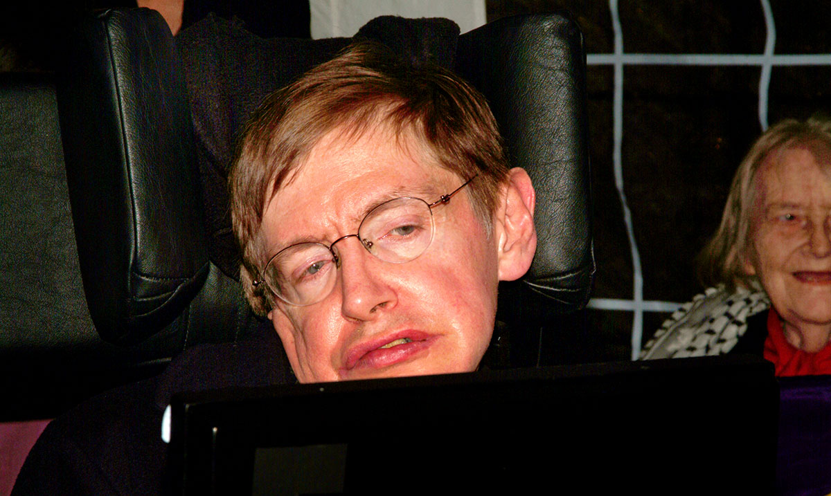 Stephen Hawking's Last Inspiring Message To Humanity Will Blow You Away (Video)