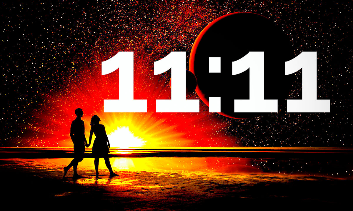 Using The Powerful 11:11 Portal To Find Your Twin Flame