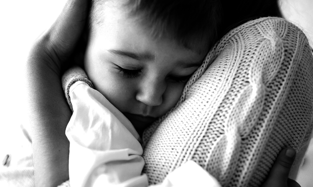Research Reveals Children Who Get More Hugs Have More Developed Brains