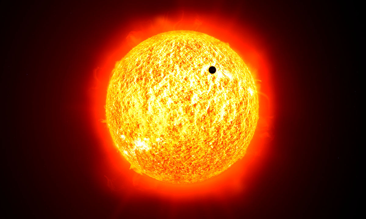 Powerful Energies After Mercury Passed Directly Between Earth And Sun In Rare Transit