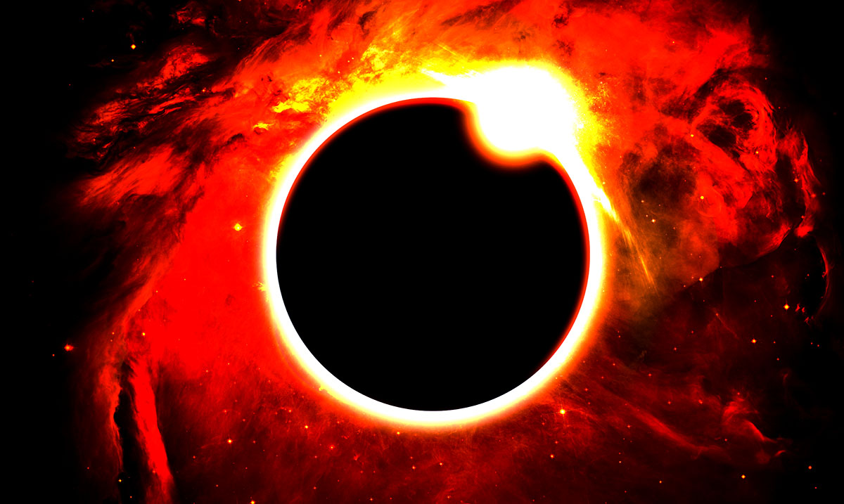The 'Ring Of Fire' Solar Eclipse Is Here To Light Up Your December