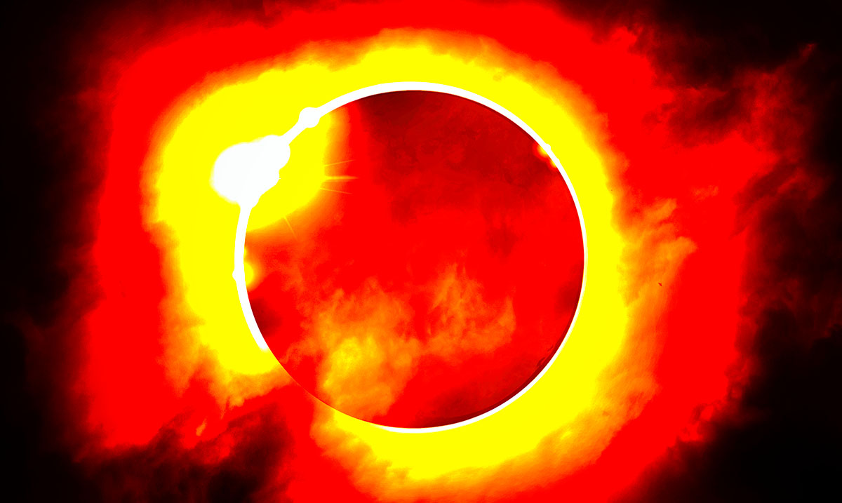December Brings The 'Ring Of Fire' Solar Eclipse And It's Going To Be Insane