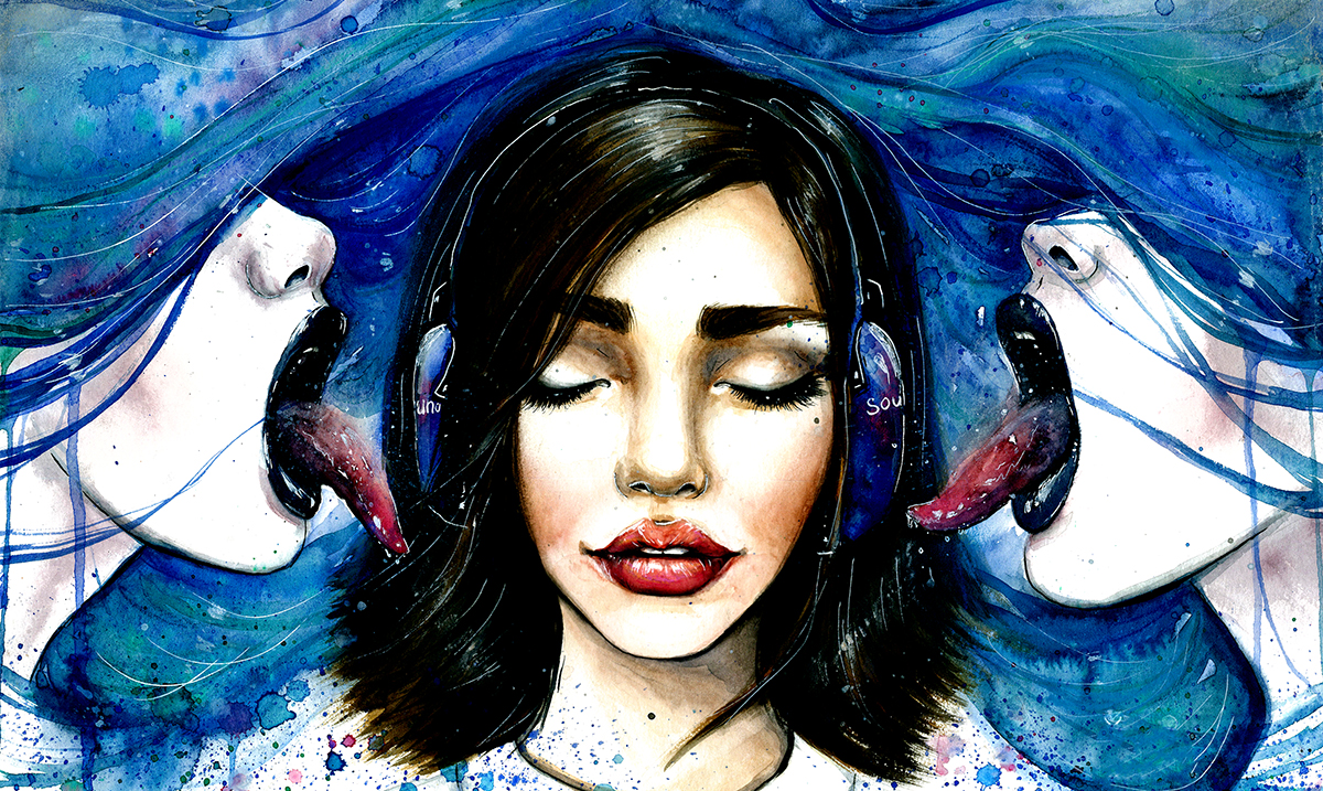 7 Reasons Why Listening To Your Favorite Music Can Reduce Your Stress