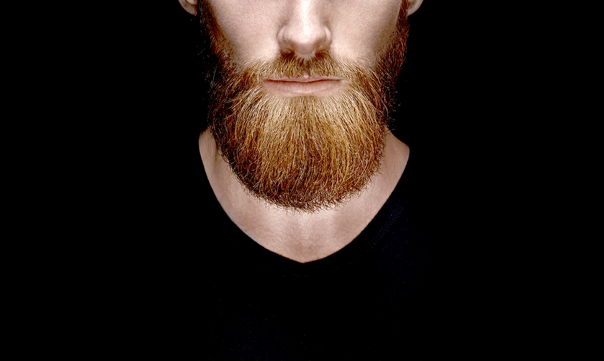 Study Suggests Men With Beards Carry More Germs Than Dogs