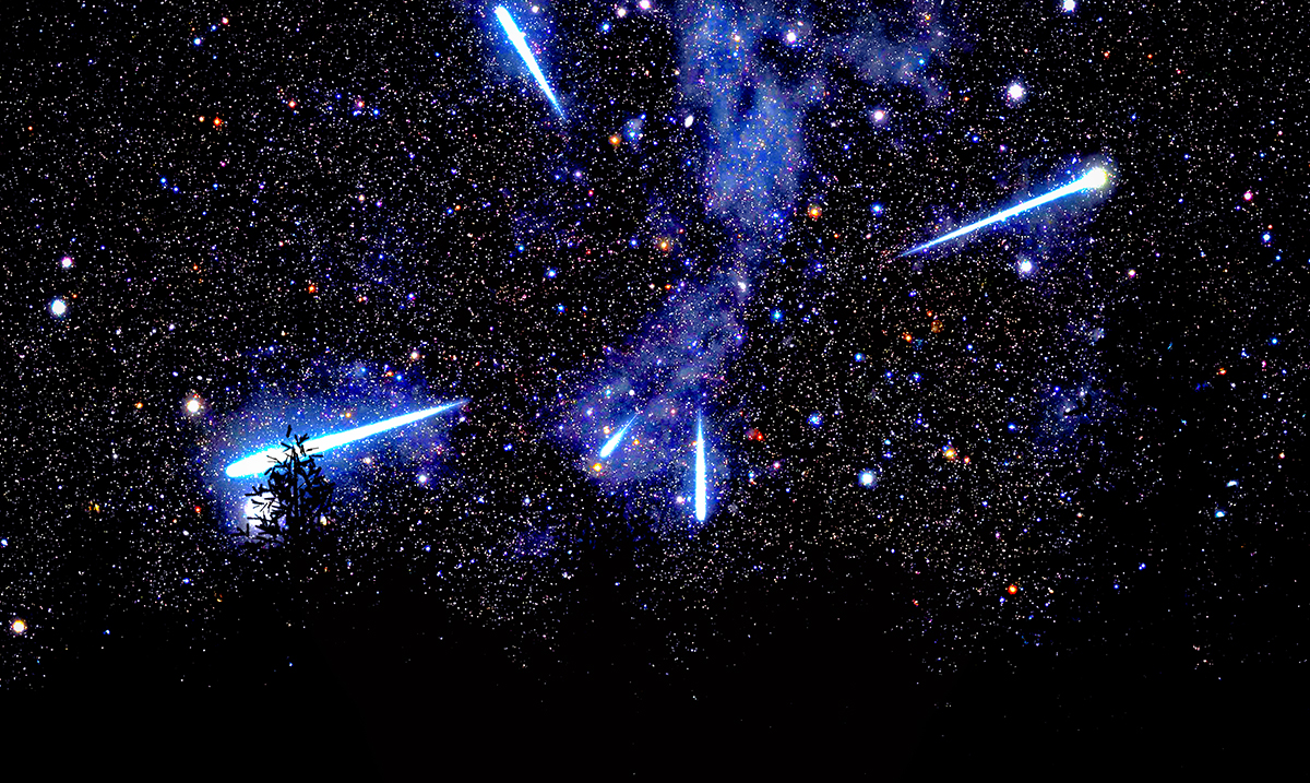 The Quadrantid Meteor Shower Peaks January 3rd – Look Within And Accept Your True Self