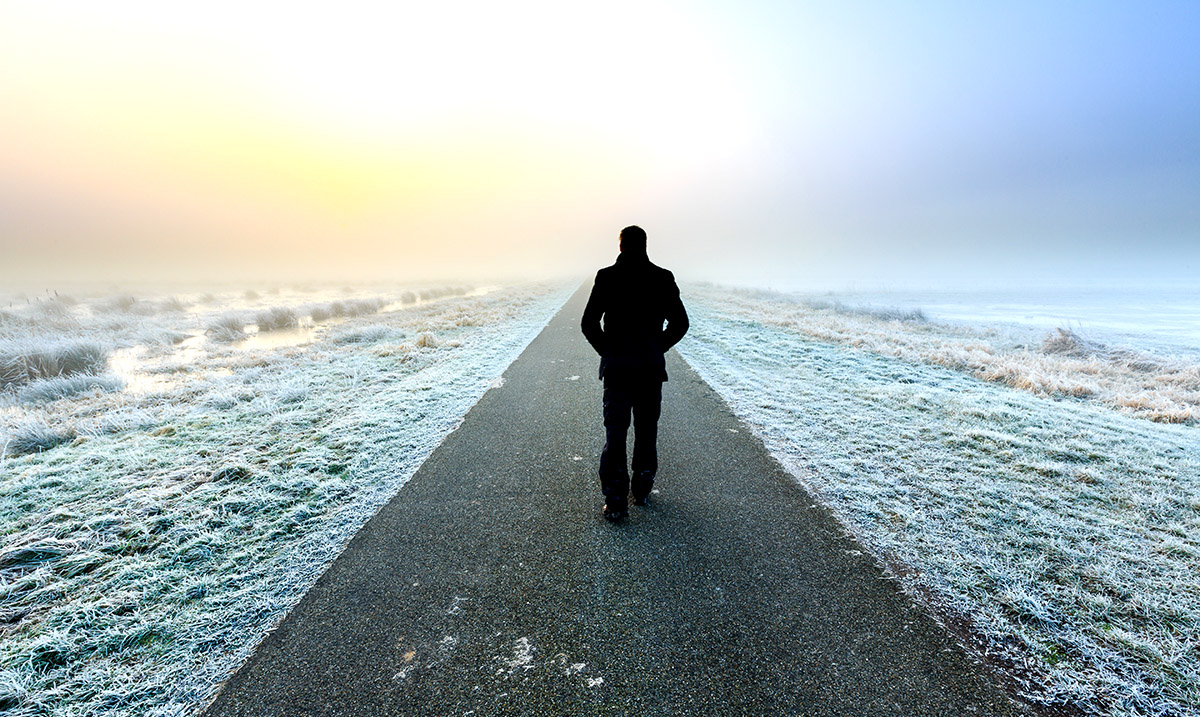 If He Really Loves You, He Will Not Just Walk Away