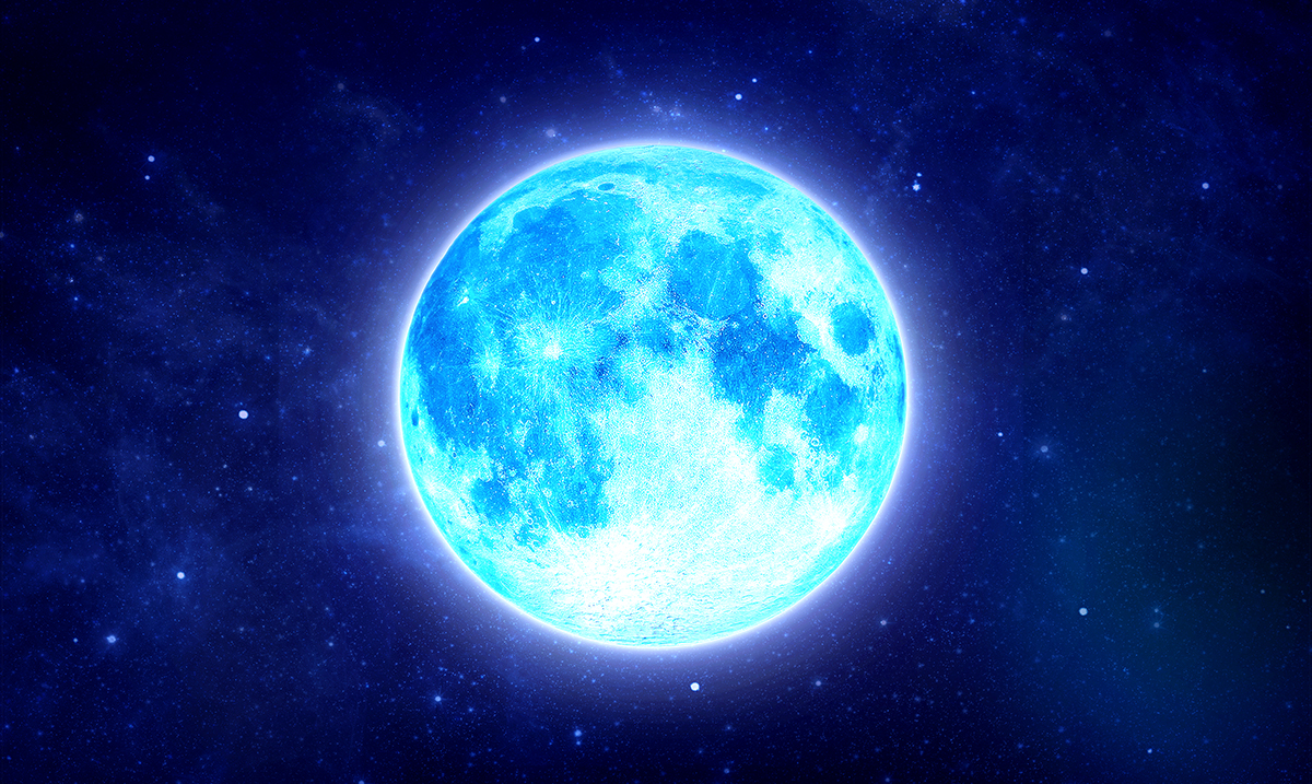 Rare Halloween Blue Moon To Occur This Year – The Last One On Halloween Until 2038