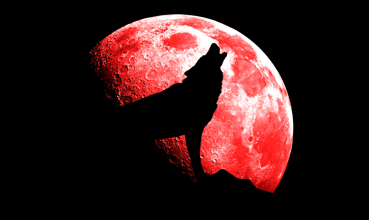 Get Ready For A Powerful Shift As 'Wolf Moon Eclipse' Kicks Off 'Year Of The Rat'