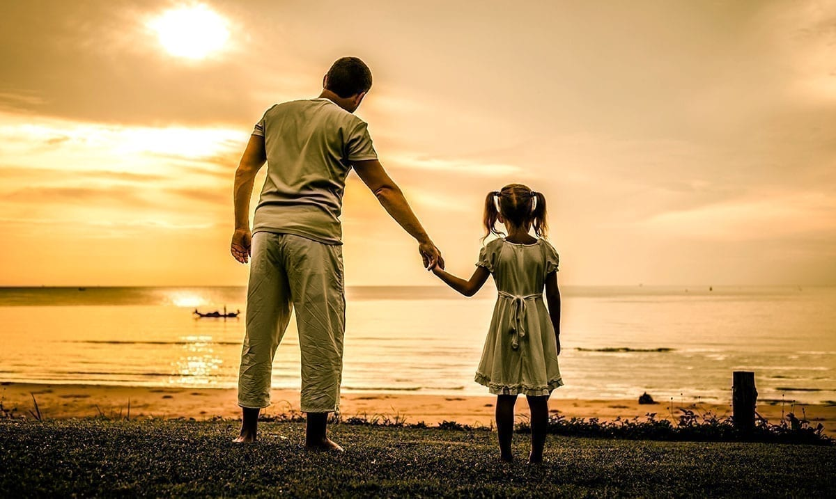 A Woman's Father Is The Most Important Person In Her Life