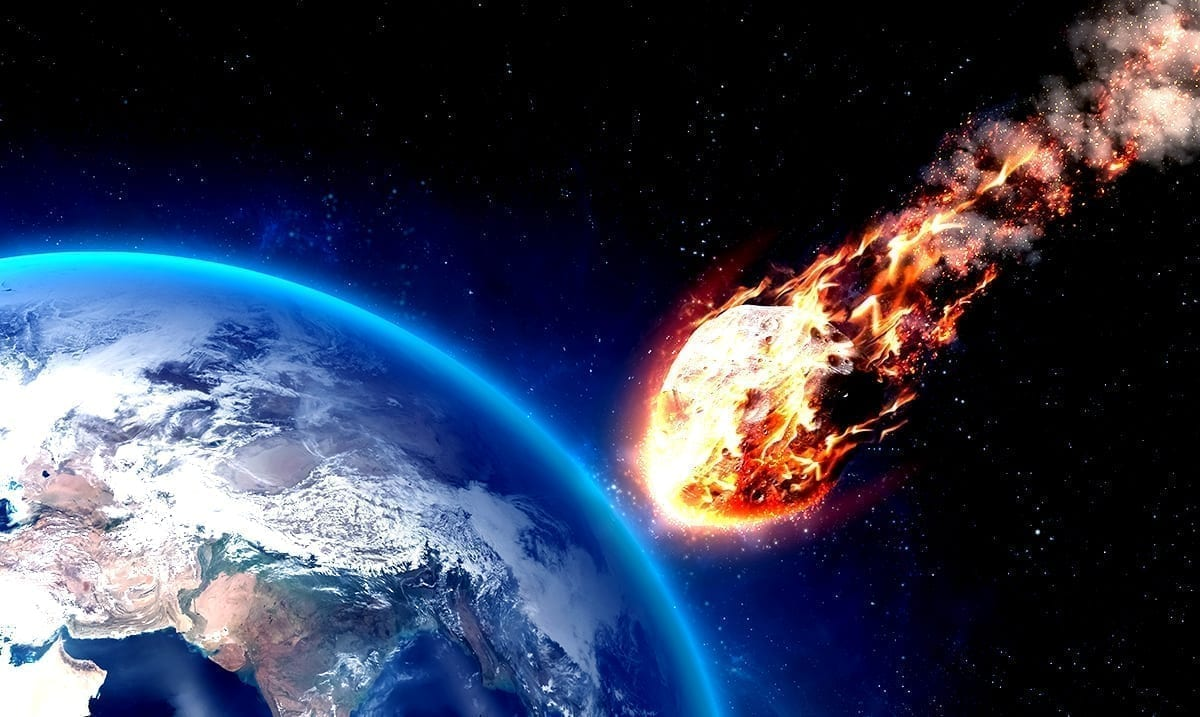 NASA Tracking Two Asteroids Passing Earth This Week – One Could Cause Potential 'Airbrust'