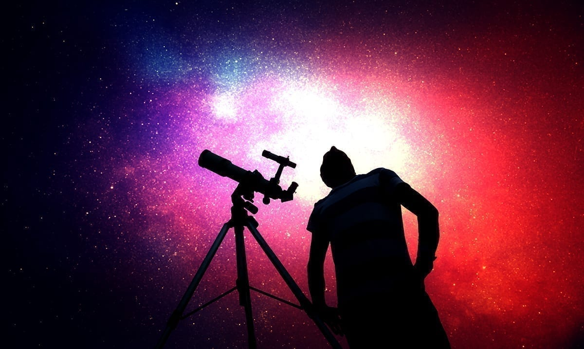 Space And Astronomy Activities You Can Do From The Safety of Your Own Home