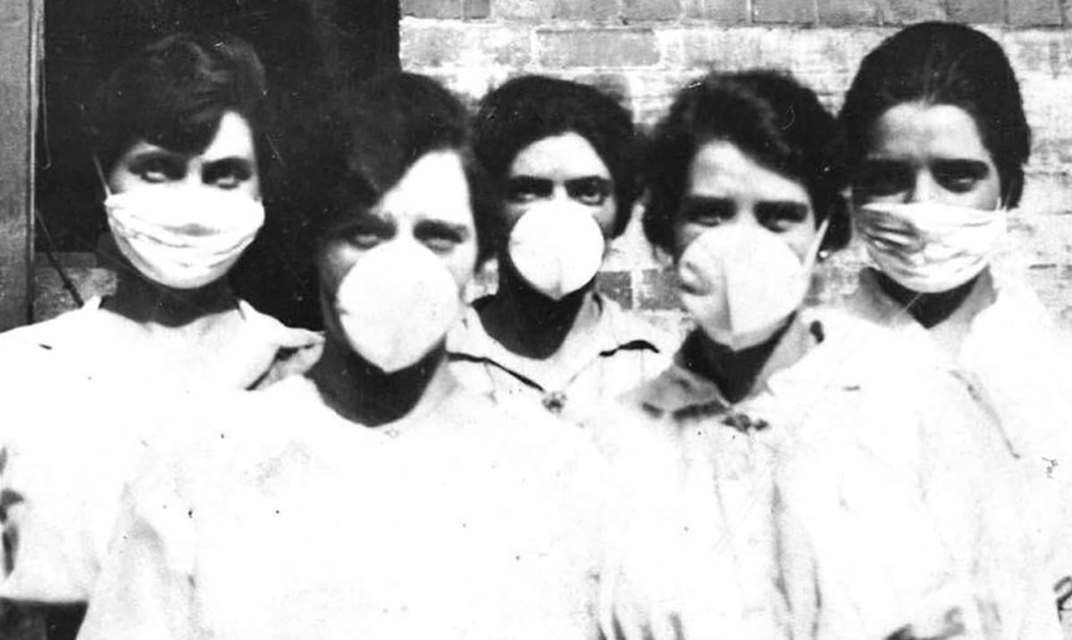 COVID-19 Wasn't The First To Shut Down The World, Here's A Recap Of The 1918 Flu Pandemic