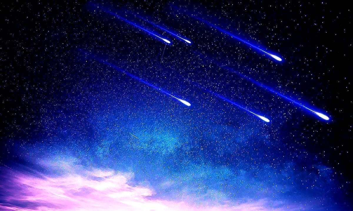 Look Up! The Spectacular Lyrids Meteor Shower Visible This Week
