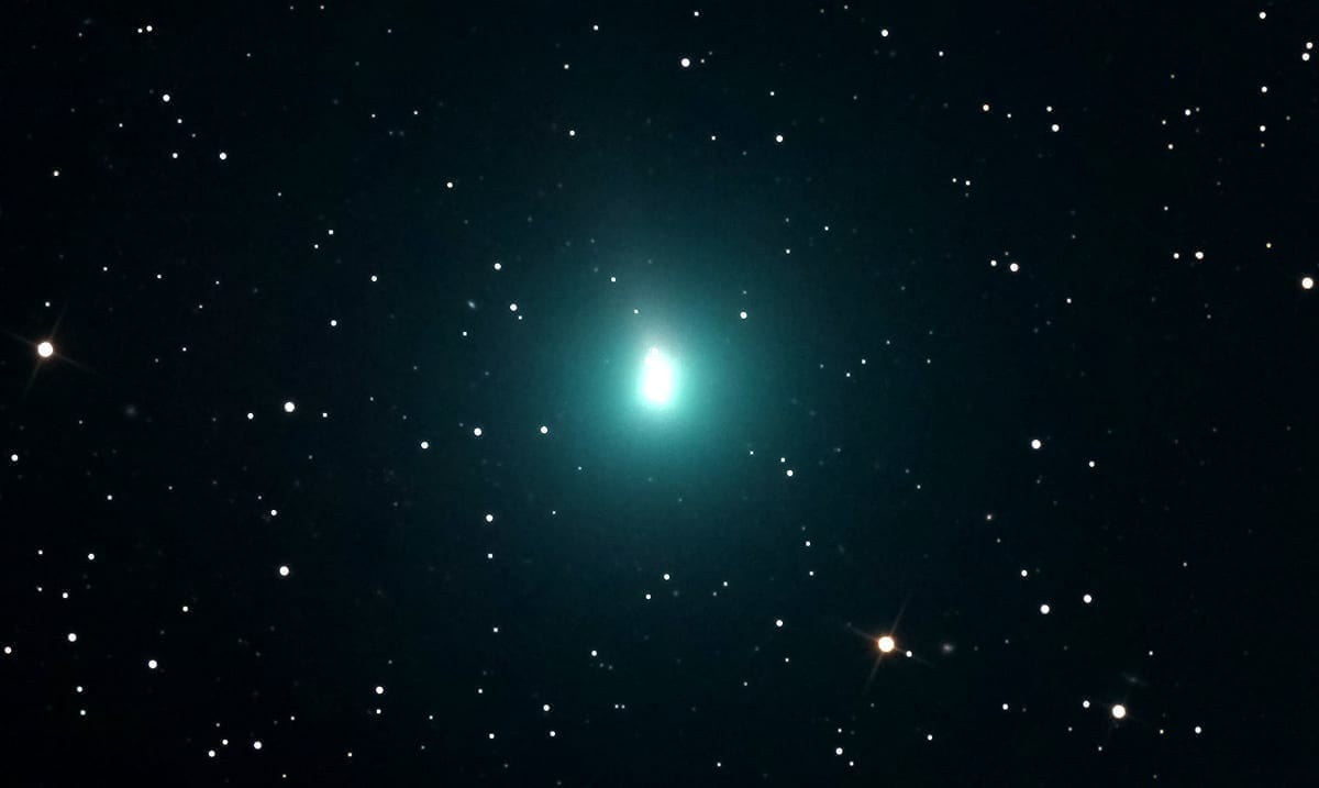 Atlas Comet Last Viewed In Ancient Egyptian Times Moving Closer To Earth