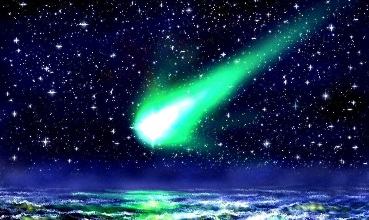 Comet Atlas Is Approaching Earth, Bringing Energies From Far, Far Away