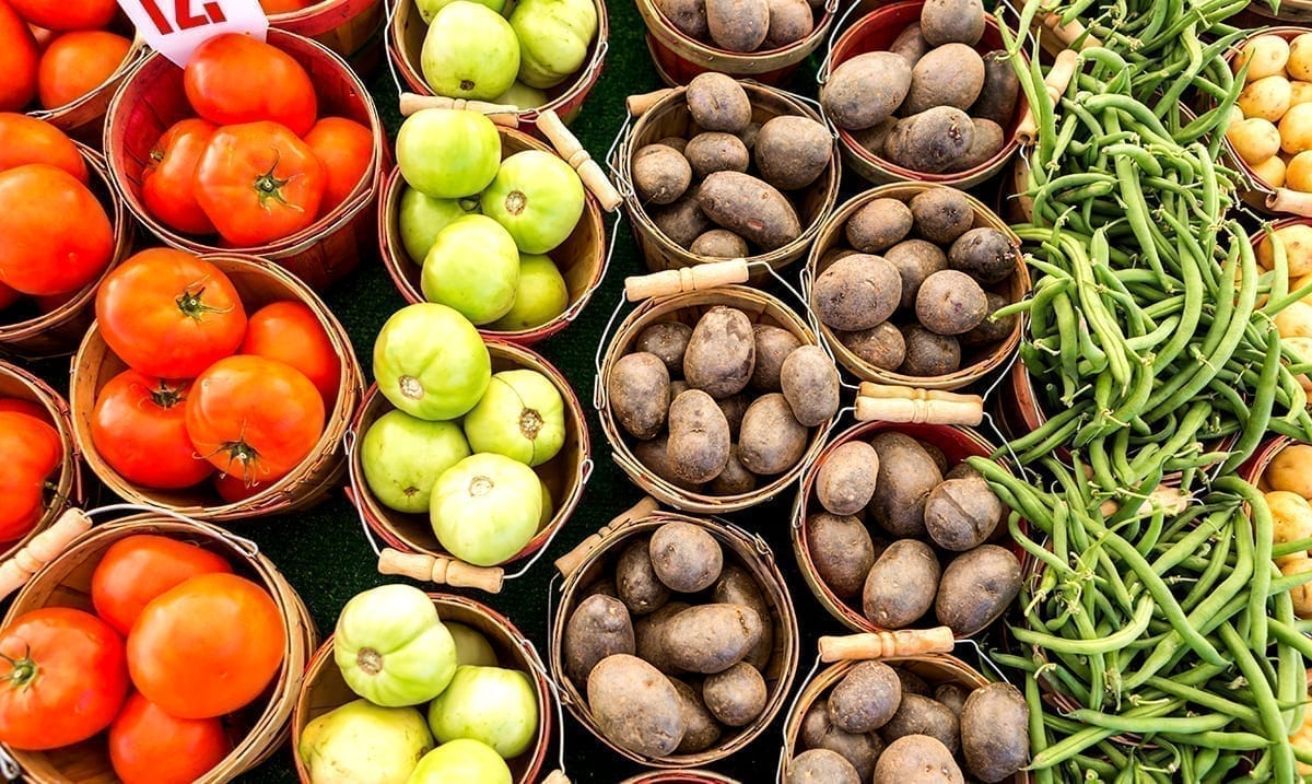 12 Perennial Fruits And Veggies That Grow Back Every Year