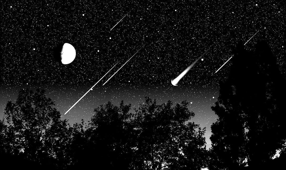 Get Ready For The Coming Aquarid Meteor Shower!