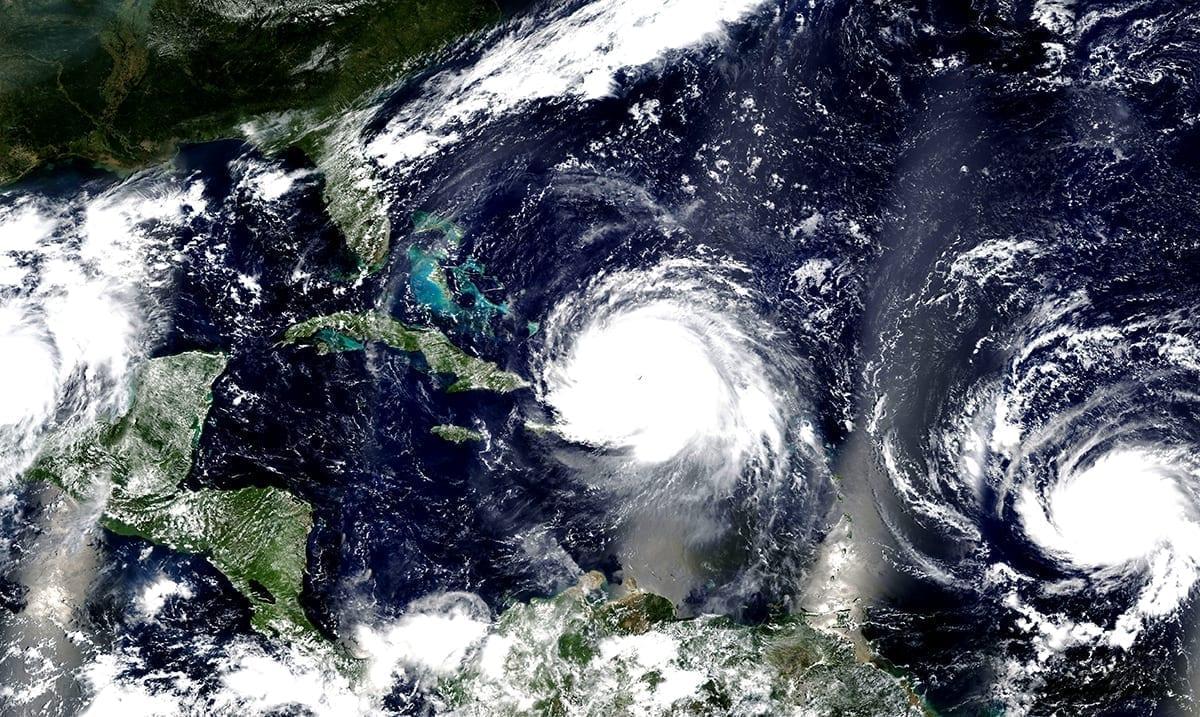 4 Major Hurricanes Predicted For 2020 As Above-Average Atlantic Season Looms