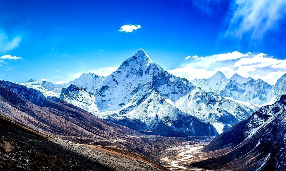 Himalayas Visible For The First Time In 30 Years – India Sees Major Drop In Pollution
