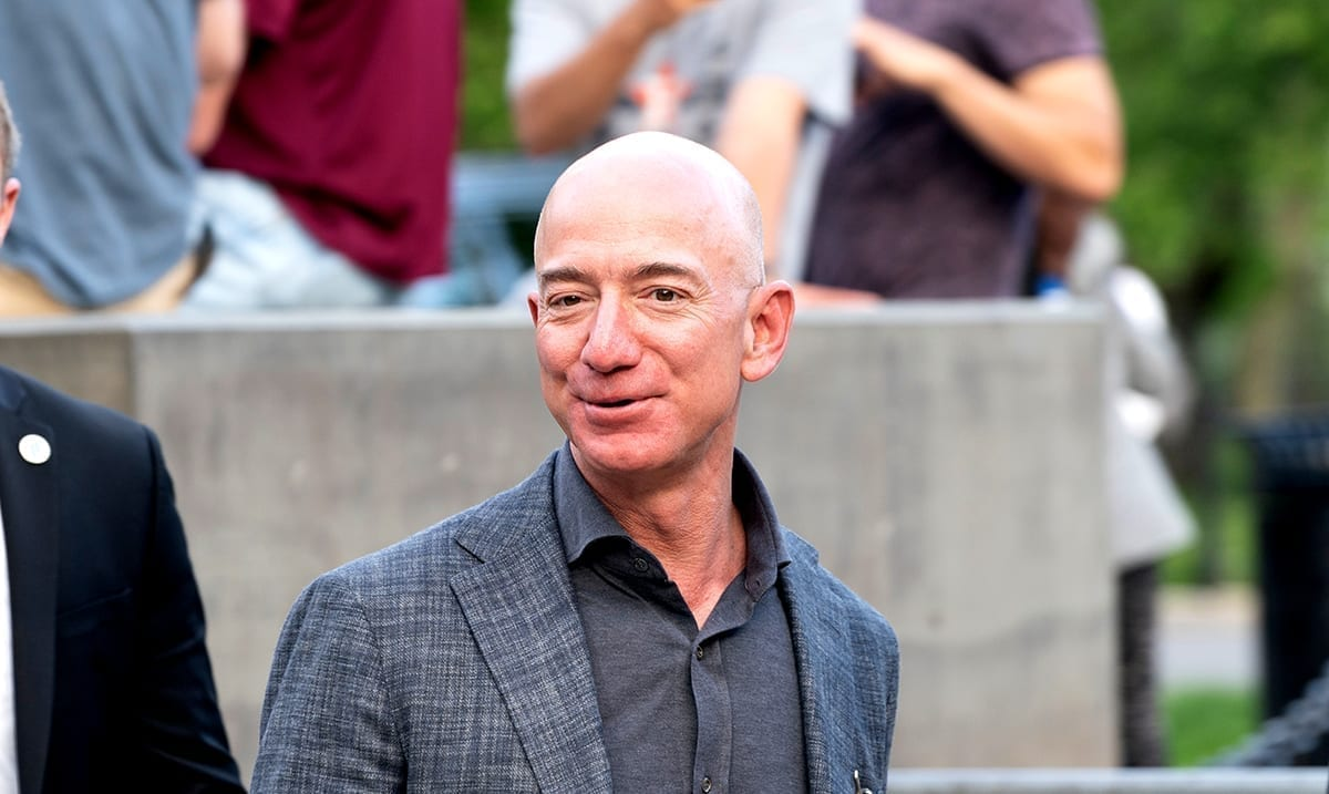 Amazon CEO Jeff Bezos Could Become The World's First Trillionaire