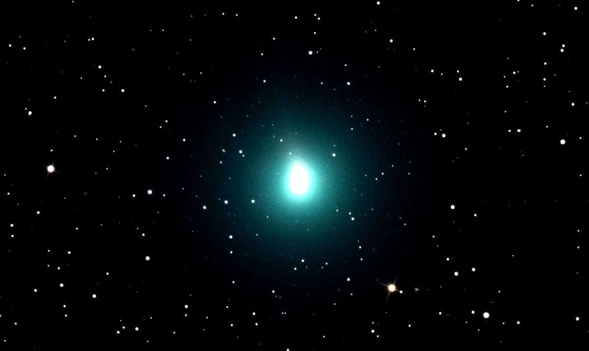 Comet ATLAS Just Got Brighter!