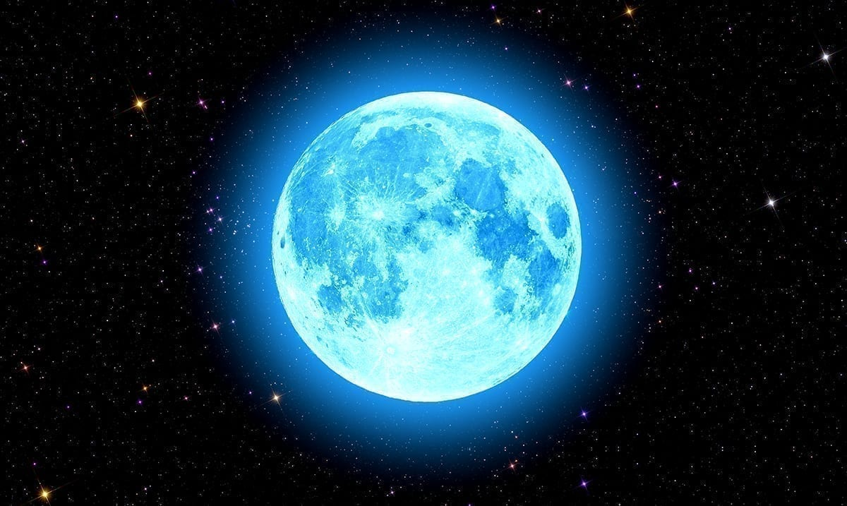 Halloween's Blue Full Moon – Energies Bringing Forth A lot Of Change
