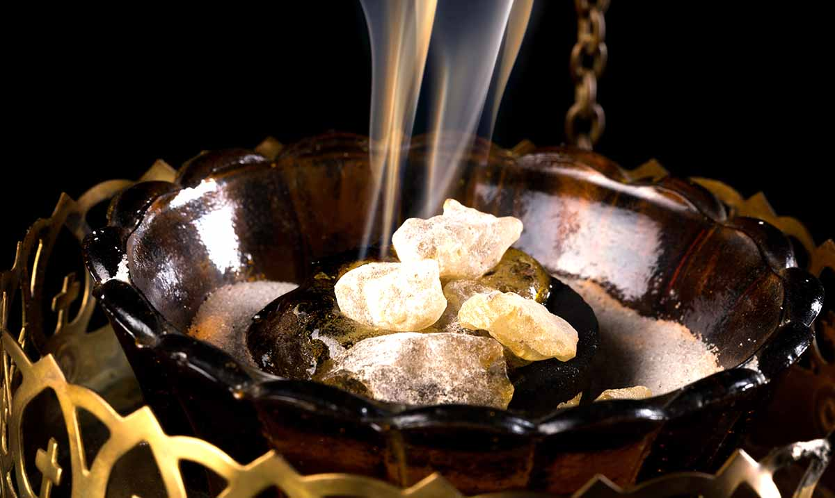 Driving Away Evil Spirits And Raising Your Vibration Using Frankincense