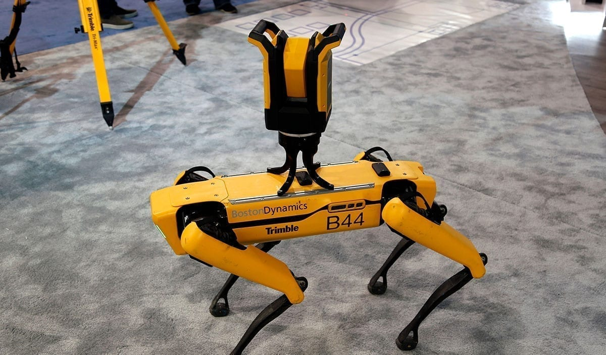 Boston Dynamics 'Dog-Like' Robots Are Now Purchasable