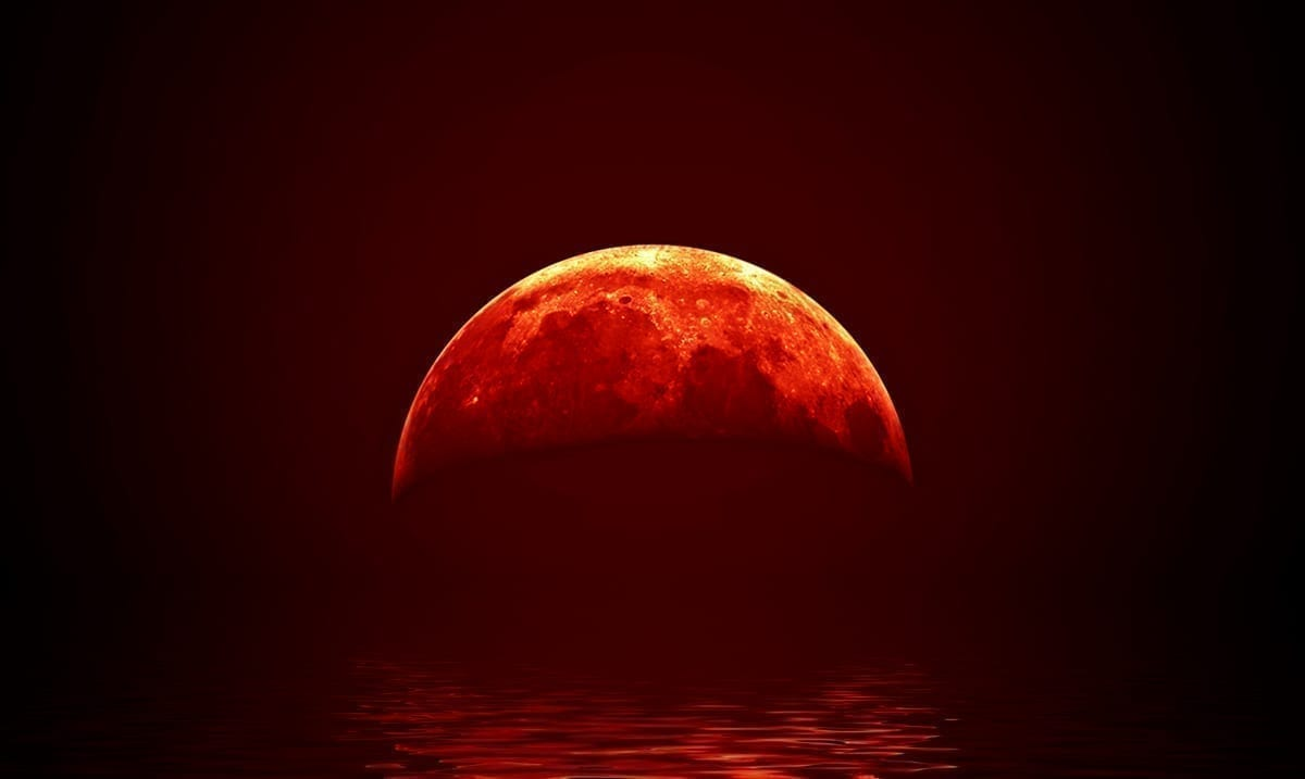 Sirius Gateway/Thunder Moon Lunar Eclipse – A Time For Growth And Rebirth