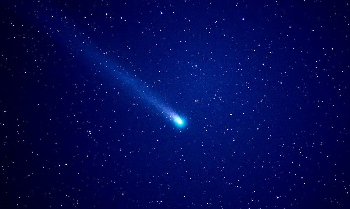 Comet NEOWISE Is Now Visible To The Naked Eye!
