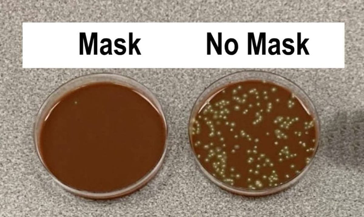 Do Face Masks Actually Work? According To This They Might Make A Big Difference