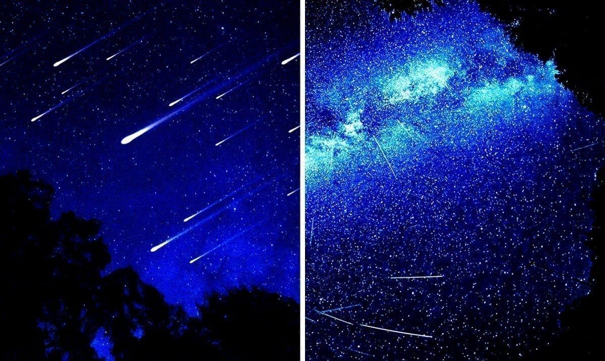 Get Ready! Double Meteor Shower To Light Up The Sky This July