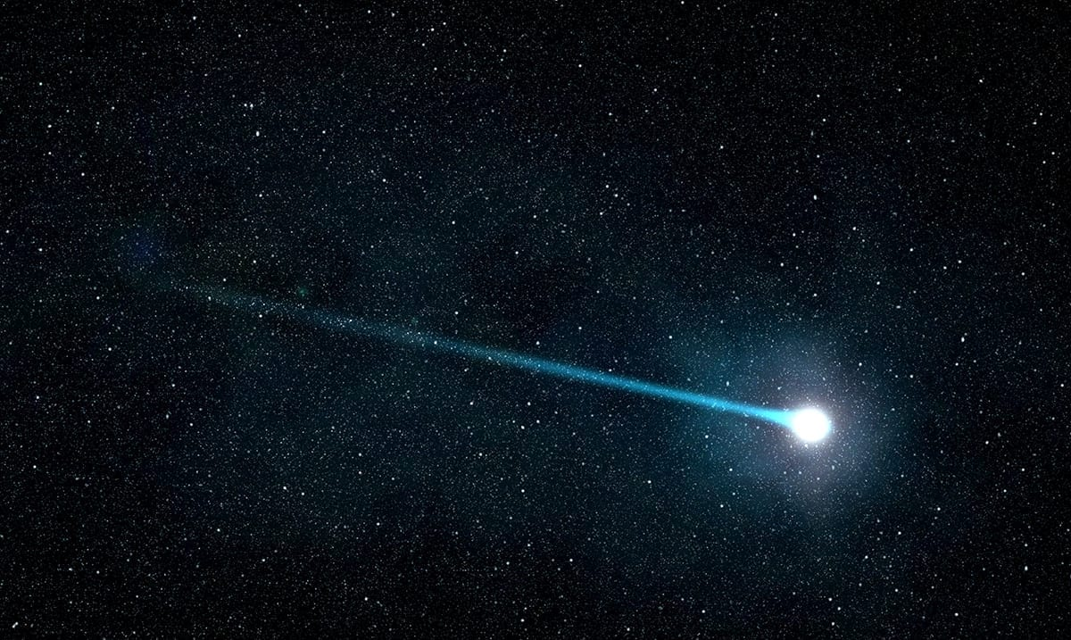 Comet NEOWISE Soon To Be Making Its Closest Approach To Earth!