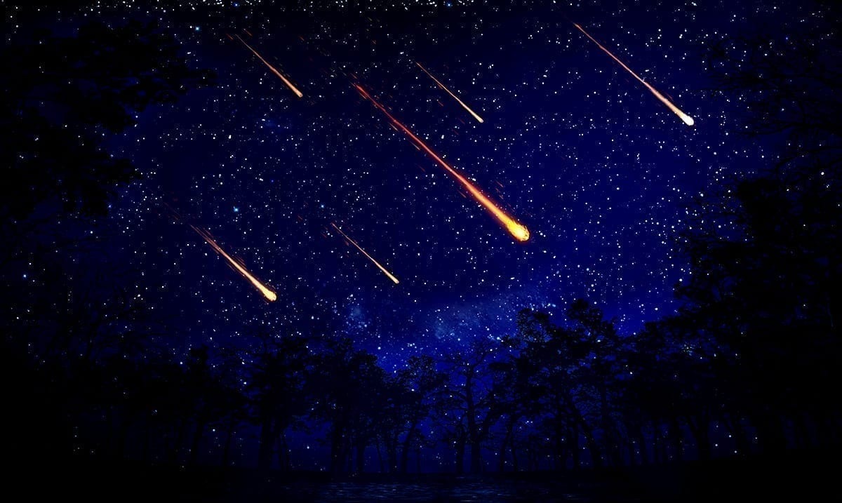 Two Meteor Showers Are About To Peak – This Is How To Watch