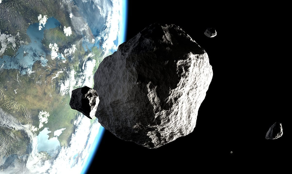 Massive Asteroid To Fly Past Earth On July 24th!