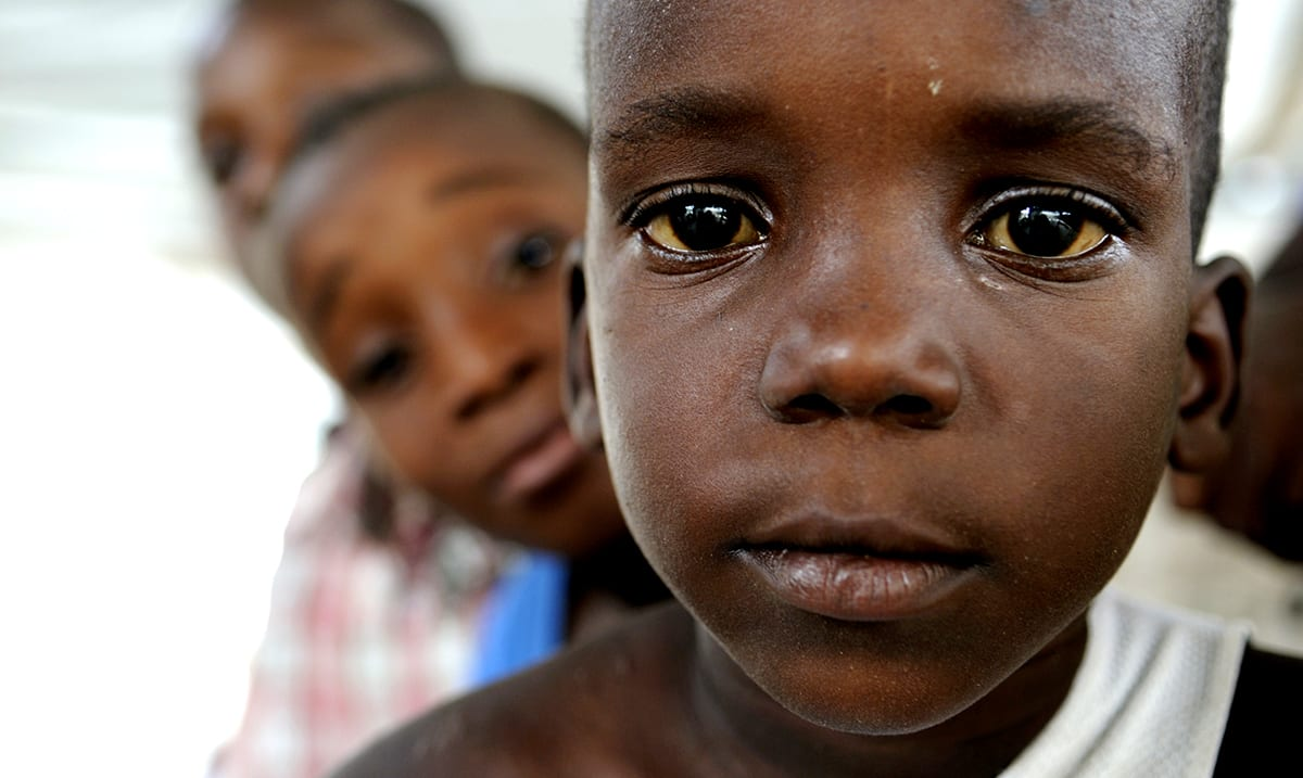 UN Peacekeepers Allegedly Fathered And Left Behind Hundreds Of Children In Haiti