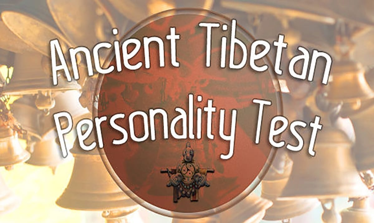 3-Question Ancient Tibetan Test By The Dalai Lama Reveals Your True Self